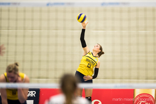 "3. Heimspiel vs. Volleyball-Team Hamburg • <a style=""font-size:0.8em;"" href=""http://www.flickr.com/photos/88608964@N07/32694278391/"" target=""_blank"">View on Flickr</a>"