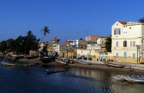 SL rive du fleuve sénégal