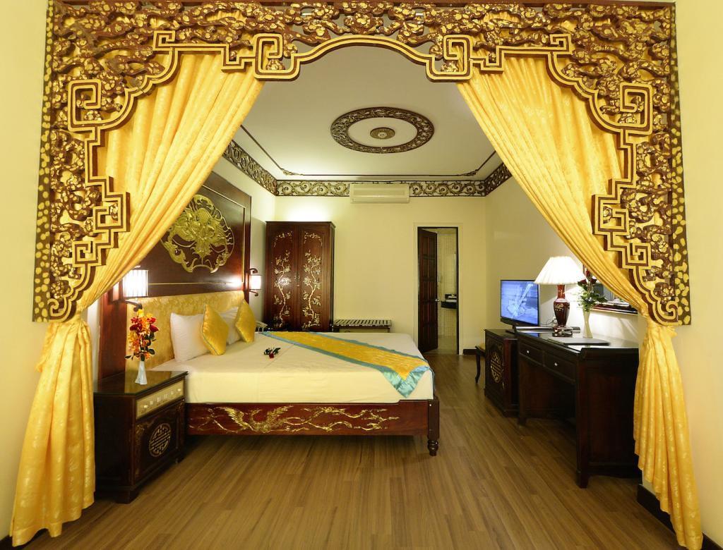 2Du khách có thể dễ dàng kiếm một phòng đôi tiện nghi vừa đủ với giá cả tuyệt vời.