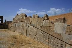 Persepolis (blondinrikard) Tags: travel history archaeology iran persepolis fars