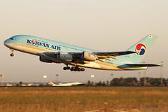[Paris Charles-de-Gaulle] Airbus A380 Korean Air (gauthierbonnet) Tags: paris korean airbus a380 cdg 380 lfpg