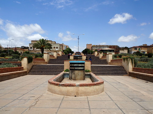 Fountain, Asmara