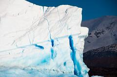 Iceberg in detail (amrocha) Tags: vacation patagonia ice gelo argentina america amrica pentax andes viagem sur iceberg patagonie inverno peritomoreno glaciar frio upsala spegazzini sul ferias sud cordillera icefield losandes amricadosul glaciares andesmountains amrique 2015 amriquedusud sudamerika americadelsur cordilleradelosandes glaciars southhemisphere smcpentaxda18135mmwr pentaxk5ii elcatafate
