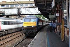 82127 (matty10120) Tags: station train rail railway class greater 82 ipswich anglia dvt abellio 82127