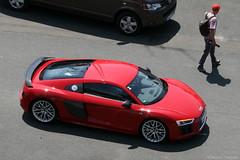 2015 Audi R8 V10 Plus (Clment Tainturier) Tags: du mans le plus hours 24 audi v10 r8 24h 2015 heures