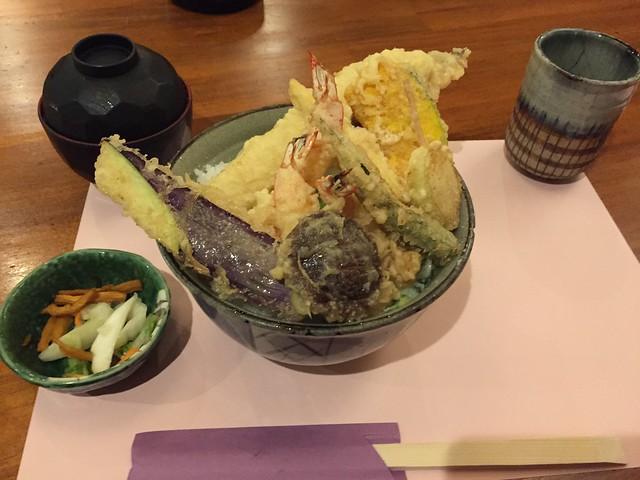 おすすめの天丼レシピ