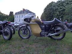 Triumph T120 Thruxton 650cc OHV (Michel 67) Tags: classic vintage motorbike antigua antiguas moto motorcycle ancienne motocicleta motorrad vecchia motocicletta motocyclette clasica vecchie clasicas motociclette motociclete classik motocyklar motocicletti