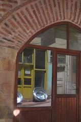 coppersmith (seerdemir) Tags: old reflection shop turkey copper coppersmith amasya merzifon