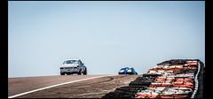 "Ford Escort 1600 RS (1972) Vs. Ford Capri RS 3100 ""Cologne"" (1974) (Laurent DUCHENE) Tags: ford capri cologne 1600 rs escort 3100 2015 peterauto dijonprenois grandprixdelagedor"