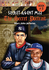 Secret Agent MJJ - Book 2 (doinaparas) Tags: people childrenillustration africanamericanchildren realisticchildrenillustration