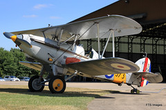 IMG_6606 (harrison-green) Tags: show sea museum plane flying war fighter aircraft aviation air airshow legends duxford imperial spitfire mustang fury iwm me109 2015