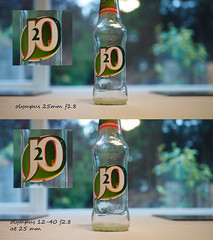 olympus 25 mm f1.8 vs 12-40 mm f2.8 PRO (damianmkv) Tags: contrast is sharper bokeh vs 18 which 25mm primevszoom 1240mm 25mm18vs1240mm28