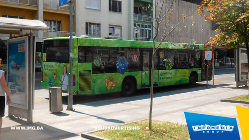 Info Media Group - Sberbank AD, BUS Outdoor Advertising, Banja Luka 07-2015 (8)