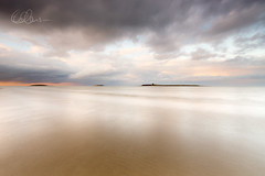 The Islands (Eimhear Collins) Tags: clouds reflections seascapes dusk skerries southstrand