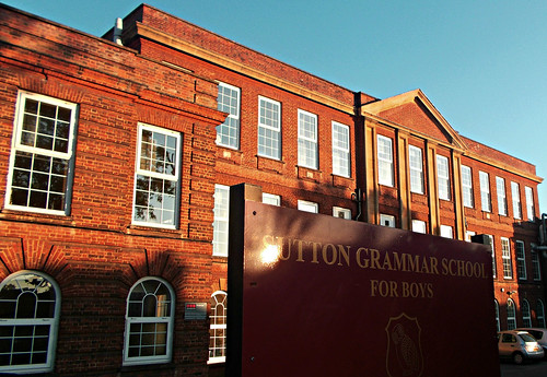 Sutton Grammar School, SUTTON, Surrey, Greater London (10)