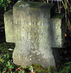 Adalbert Zuckschwerdt Headstone