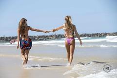 2016-10-29 Martina and Ana 462 (spyjournal) Tags: model bikini dreamcoat dreamcoatphotography beach goldcoast martina ana
