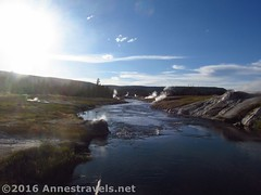 Firehole River (Annes Travels) Tags: yellowstone wyoming uppergeyserbasin geysers geothermal