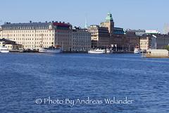 DSC04642 (Photo By Andreas Welander) Tags: photobyandreaswelander sweden sverige sony sonya65 stockholm djurgården pictures picturesoftheday water sea båtar båt
