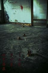 another (黃吉米&吉米黃) Tags: 恐懼 黑暗 孤獨 血 案發現場 事情並沒有畫面中單純 蛛絲馬跡 閣樓 人 看不見 blood afraid terrible people photoshoot house
