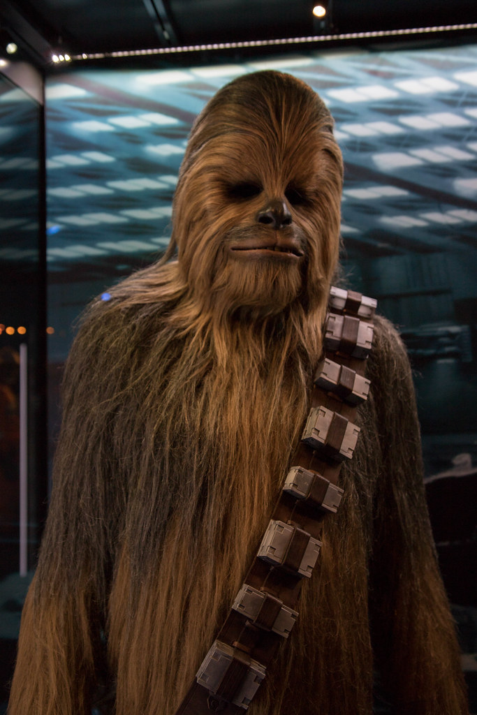 Chewbacca costume (big-ashb) Tags star wars identities o2 london december 2016 & The Worldu0027s most recently posted photos of prop and wars - Flickr ...