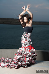 Flamenco (Ramsés Guzmán) Tags: canoneos1dsmarkii canon24105f4 ramsés sesmar guzmánsalazar badajoz mérida extremadura españa spain photo foto fotografía photography ramsesguzmanphotography strobist retrato portrait flamenco