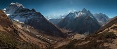 Manaslu Range (camelos) Tags: nepal manaslu panorama mountains himalaya snow