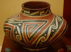 Salado Pottery (~ Lone Wadi ~) Tags: americansouthwest nativeamericans pottery retro antiquity gilacounty arizona tontonationalmonument artwork vessel