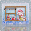 Happy Insta Girls Blog Hop (sonjak_theartofstamping) Tags: card christmascard weihnachtskarte myfavoritethings impressionobsession luminance distressinks