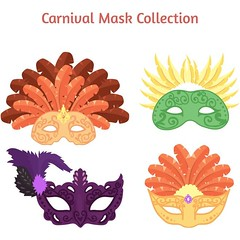 free vector Happy Brazil Carnival Masks Collection Background (cgvector) Tags: 2017 adventure amusement art attraction background banner brazil brazilian brochure cabaret card carnival celebration circus collection colorful confetti design entertainment event fair festival festive flag flyer fun funfair graphic holiday icon illustration invitation janeiro kids mardi masks ornament paper park party playground poster retro ribbon rio show sign template vacation vector symbol carnaval traditional decorative color mask de fashion backdrop