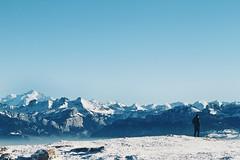 So small (Wild Shvtter) Tags: hautesavoie winter snow travel montblanc mountains landscape