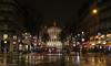Gare de Nuit (Maurits van den Toorn) Tags: station bahnhof gare garedunord parijs paris night evening avond regen pluit ilpleut rain