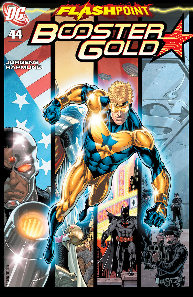 Booster Gold (2007) #44