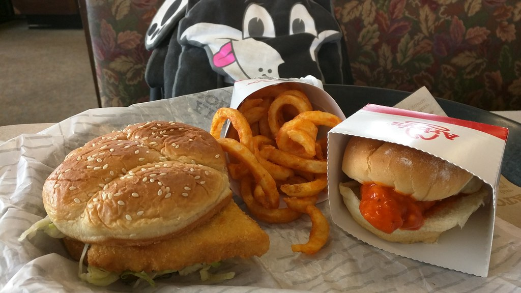 The world 39 s most recently posted photos of arbys flickr for Arby s fish sandwich 2017