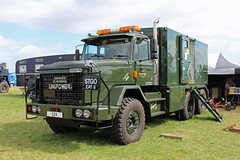 H404 DGB, Unipower S24 at South Cerney (majorcatransport) Tags: preservedtrucks unipower southcerney