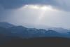 Dark hills (Chloé +++) Tags: rayons rays hills hill collines colline mountain montagne bleu bleue blue light sky ciel nuage nuages cloud clouds landscape pyrénées occitanie ariège 09 midipyrénées canon eos400d sombre dark