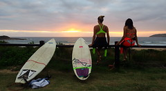 It's Time for a Wave (CNDoz) Tags: cndoz surfing girls gals beach surf freshie freshwater freshwaterbeach