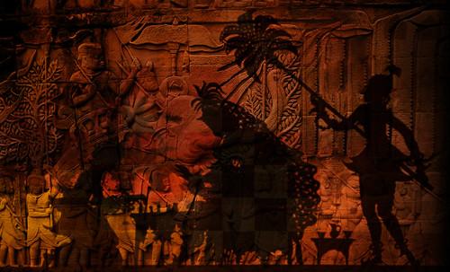 """Chaturanga-makruk / Escenarios y artefactos de recreación meditativa en lndia y el sudeste asiático • <a style=""""font-size:0.8em;"""" href=""""http://www.flickr.com/photos/30735181@N00/32143069110/"""" target=""""_blank"""">View on Flickr</a>"""