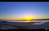The Final Shot (tomraven) Tags: sunset beach sky sun cloudless driftwood estuary karamea aravenimage tomraven q12017 pentax k50 sadness lonliness