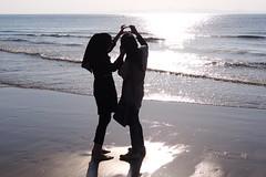 IRAN, Qeshm island (Torsten Sodemann) Tags: iran qeshmisland beach selfie