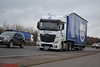 Mercedes Benz Actros MP4 'Anglia Freight' reg AY15 NHH (erfmike51) Tags: mercedesbenzactrosmp4 truck artic curtainside euro6 lorry angliafreight