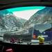 Montanhas do Cáucaso, a caminho da Geórgia
