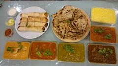 Indian feast from Anshumann Da Dhaba, Clayton and Swadesh, Glenhuntly