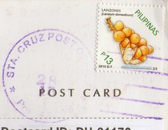 PH-81172 (CoBu Family) Tags: santa fruits stamps philippines cruz 2015 lanzones