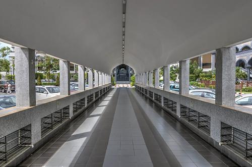 """Symmetry"" - Jame'Asr Hassanil Bolkiah Mosque"