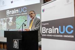 Lanzamiento BrainUC (centroinnovauc) Tags: tecnología innovación emprendimiento ingenieríauc brainuc