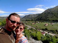 Selfie w dolinie Neretwy | Selfie @ Neretva valley