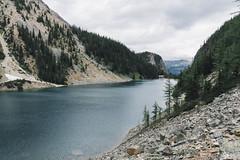 Lake Agnes View (Caitlin Sparks) Tags: park house mountain lake canada tea hike louise national alberta banff agnes