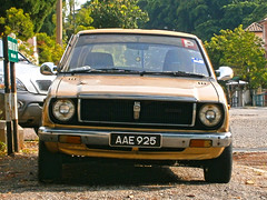 1979 Toyota Corolla (KE36) 5-door station wagon (modified) (Aero7MY) Tags: car station wagon malaysia toyota third modified gen 1979 generation ipoh 3rd corolla e30 5door ke36