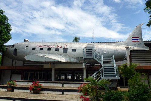 HS-SAF / Douglas C-47A / Paru Base Hua Hin / 15Jul15 /
